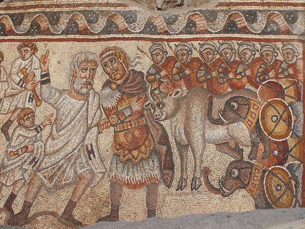 македонский в синагоге