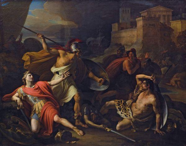 Античная философия древней греции
