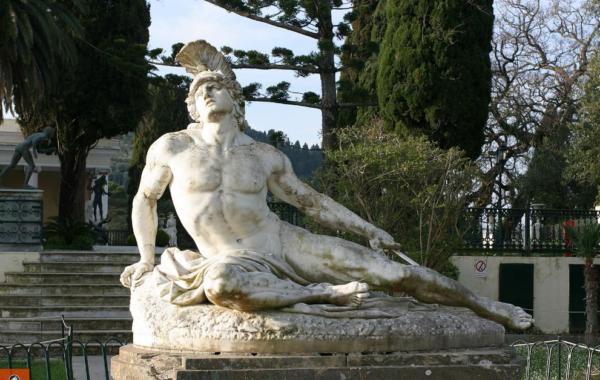 скульптуры древней греции названия