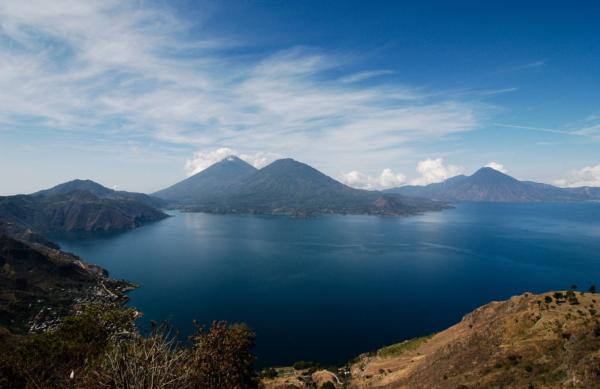 озеро атитлан гватемала древние майя
