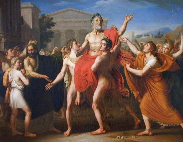 знаменитые атлеты древней греции