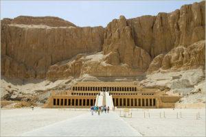 пирамиды и храмы древнего египта
