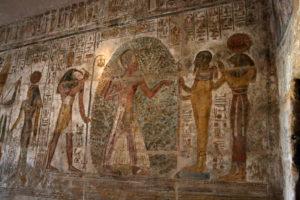рисунки храма рамзеса II