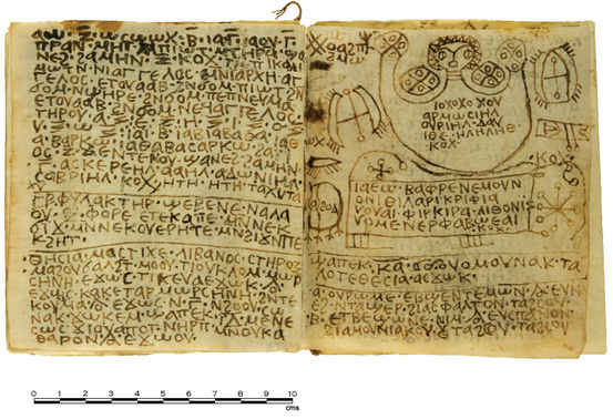 древняя рукопись