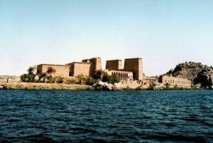 храмы египта острова филе