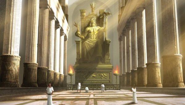 архитектура и скульптура древней греции,