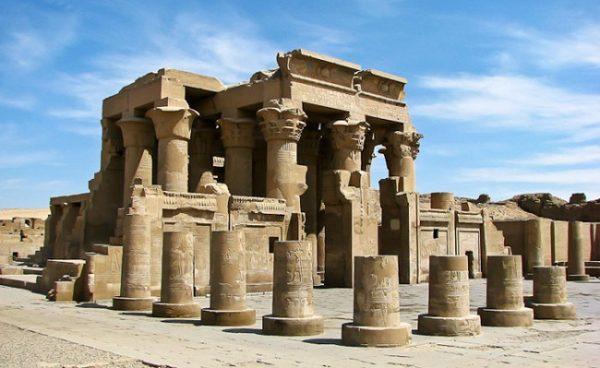 сооружения древнего египта