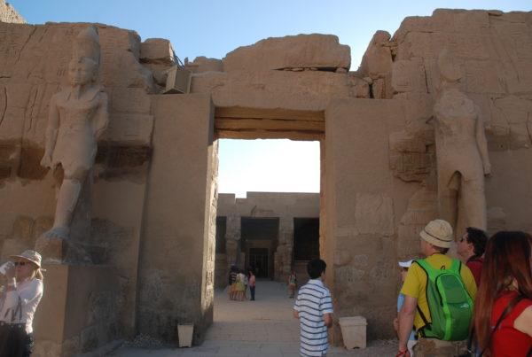 храмовые комплексы древнего египта