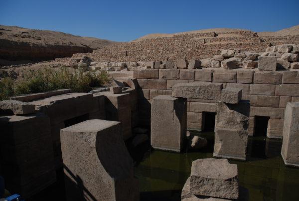 храм древнего египта