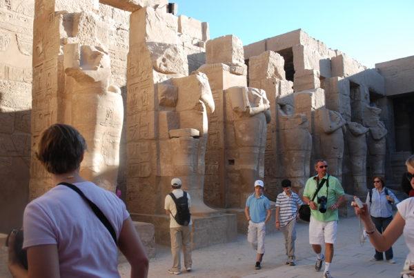 архитектура древнего египта храмы