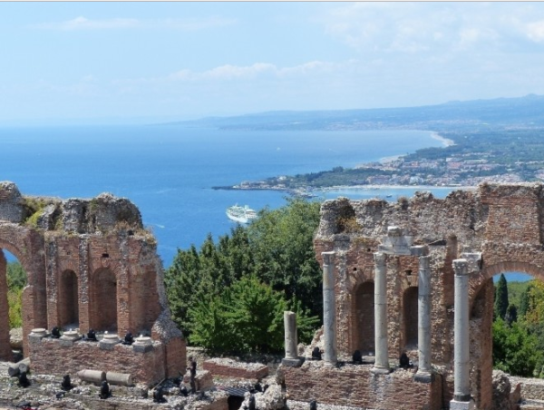 архитектура древней греции в сицилии