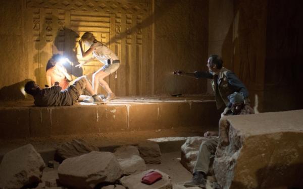 смотреть фильм пирамида 2014