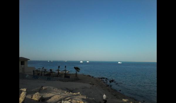 Град а Египте красное море