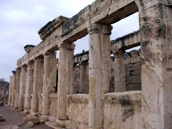 древний город троя