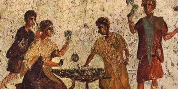 древние греки пиво