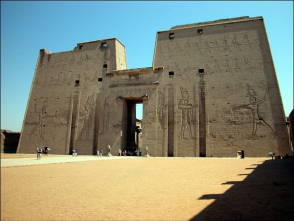 храм эдфу