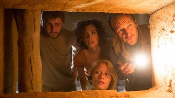 фильм ужас пирамида 2014