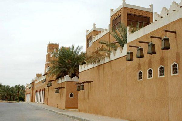 старые города саудовской аравии