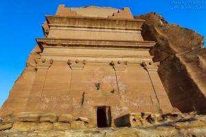 древние города саудовской аравии