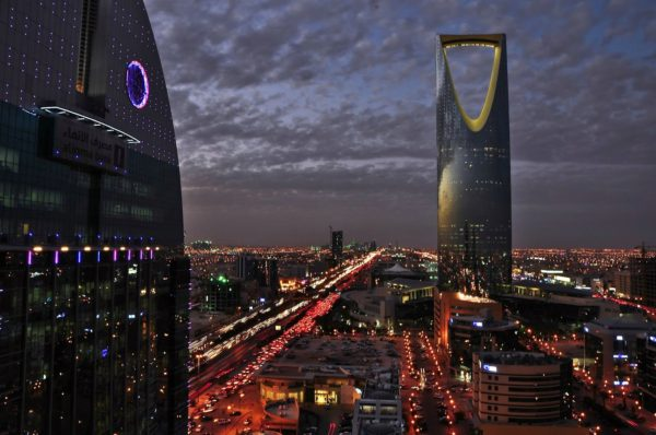 город саудовской аравии