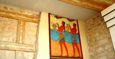 дворец кносса