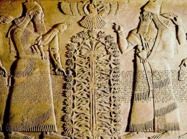 Боги древнего мира Энлиля и Энки