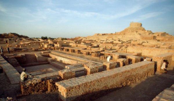 река инд в древней индии