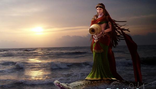 Боги древней Индии Ганга
