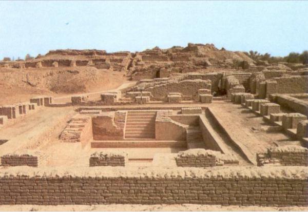 древнейшая цивилизация реки инд