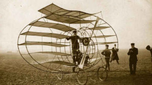 древние летательные аппараты