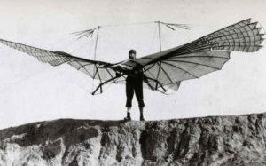 летатательные аппараты древности