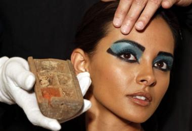 макияж древнего