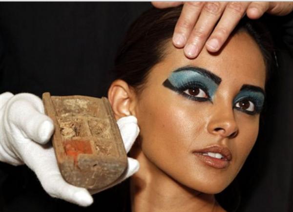 макияж древнего мира