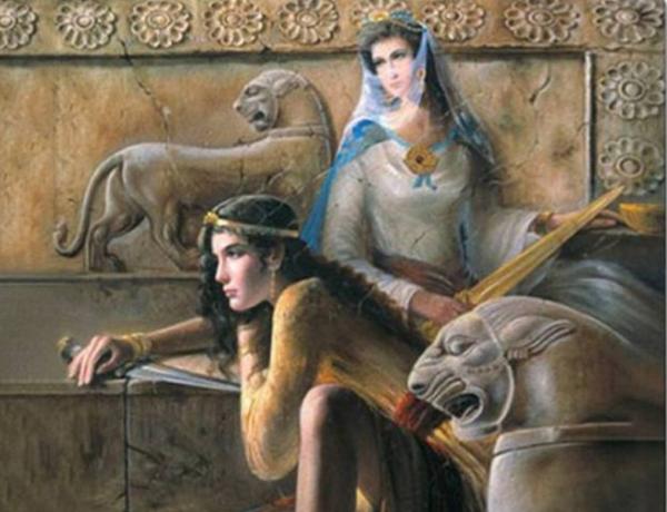 Апраник царица Сирии