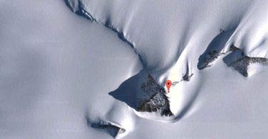пирамида в антарктике