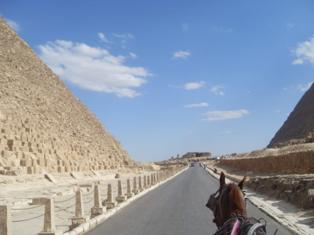 Поехать в Египет самостоятельно