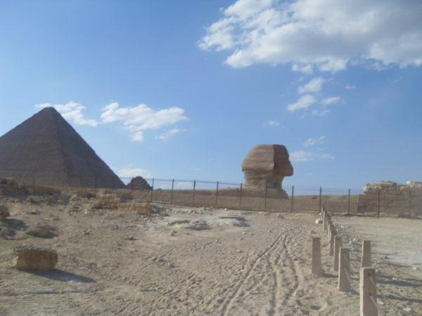 Самостоятельное путешествие в Египет на пирамиды