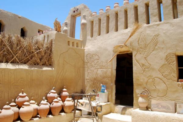 Гранд оазис Египет фарафра