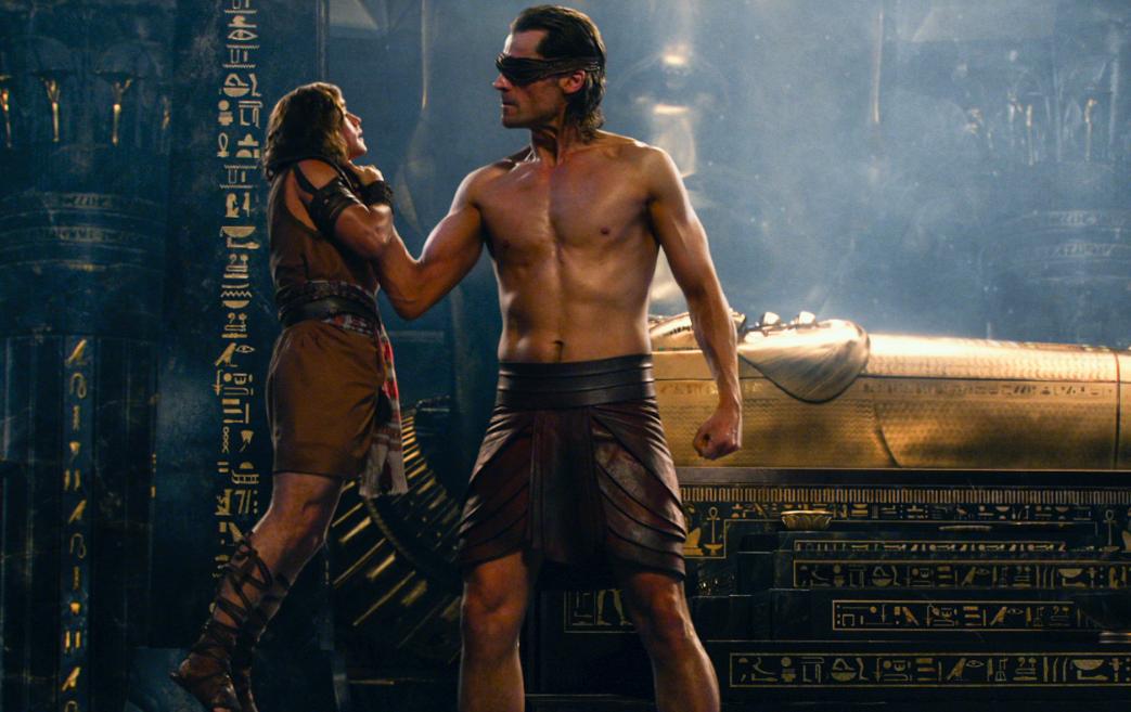 Боги Египта онлайн фильм