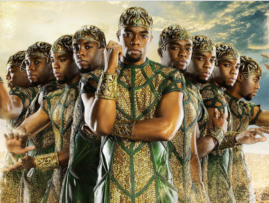 Смотреть фильм Боги Египта