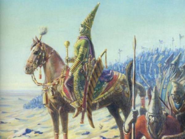 Сура - древняя Парфия