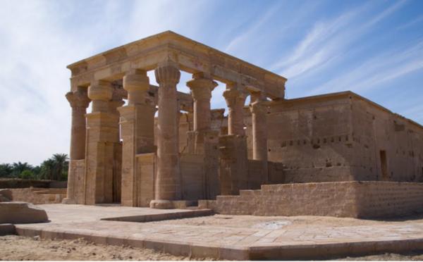 Египет оазис Харга