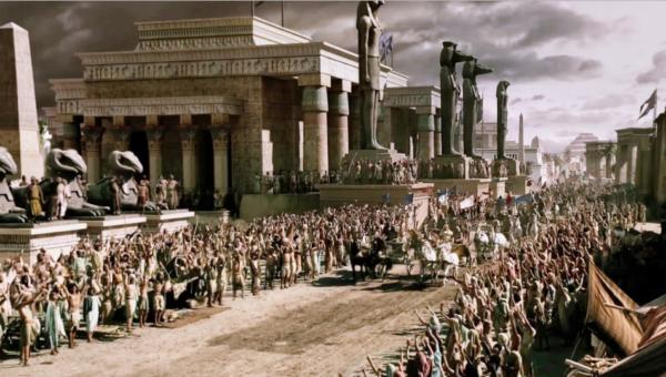 Лучшие фильмы Боги Египта