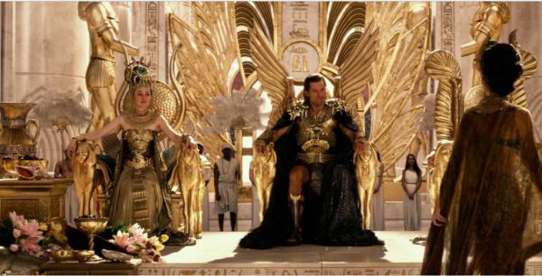 смотреть фильм боги египта бесплатно