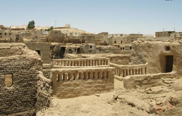 Оазис Египта Бахарея