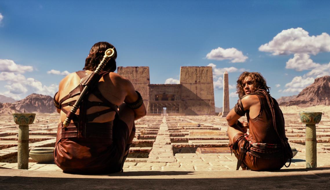 «Боги Египта»: похожие фильмы
