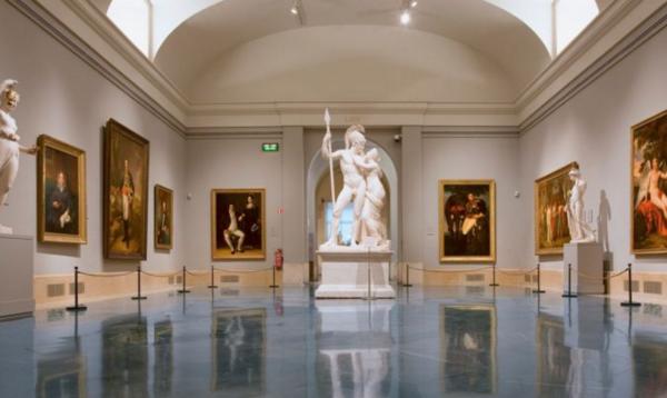 Музей Прадо в мадриде часы работы