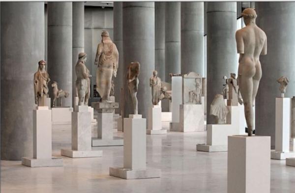 Музей Акрополя в Афинах