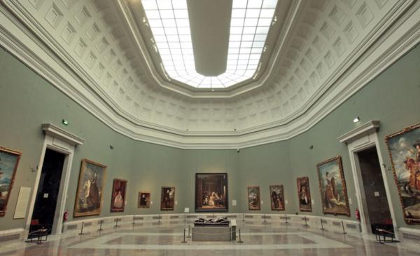 Музей Прадо Мадрид Испания
