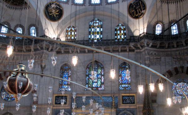 Мечеть Сулеймана в Турции